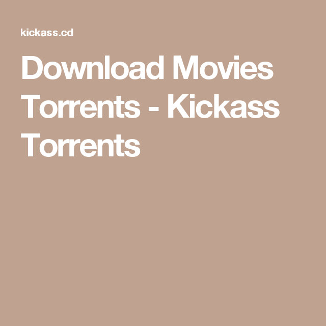 www.kickass.com movie download