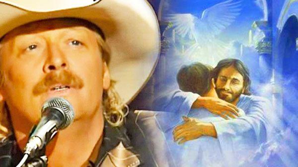 Alan Jackson Testifies About Heaven In Glorifying Hymn Praise