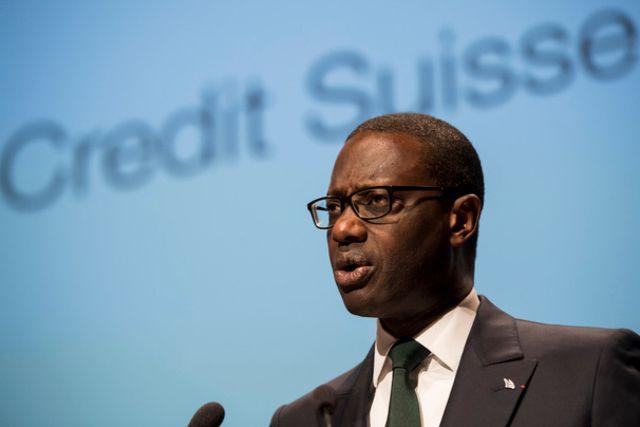 Même à terre le Credit Suisse n'est pas une cible