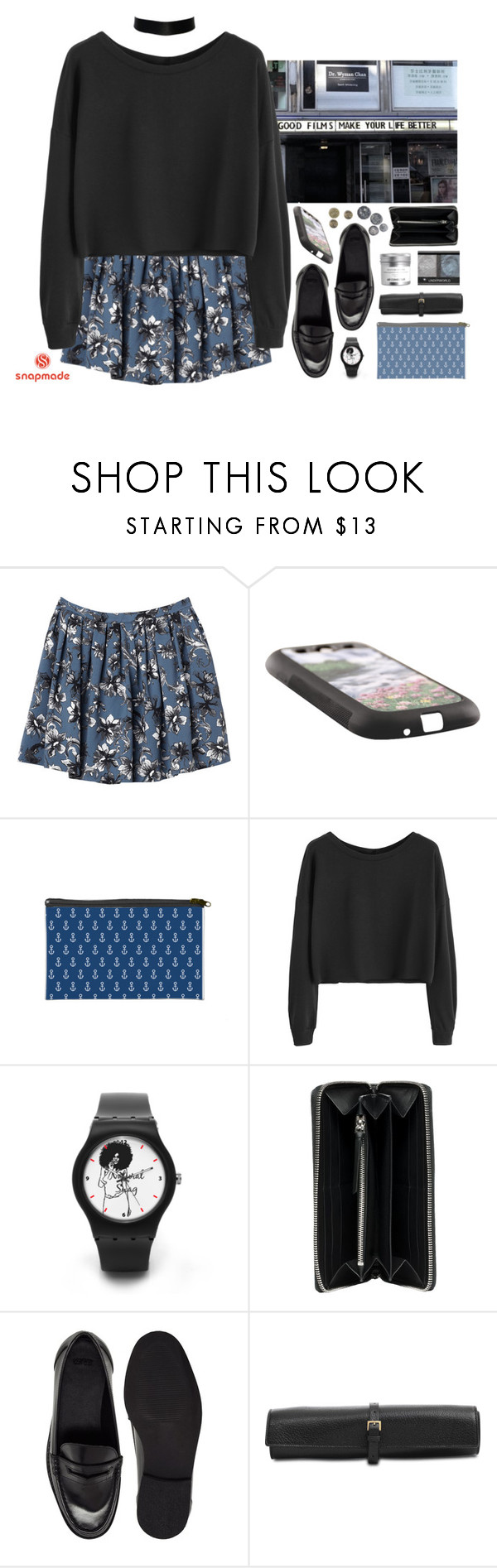 """""""Good Films"""" by ritaflagy ❤ liked on Polyvore featuring Monki, Samsung, Balenciaga, ASOS and Rochas"""