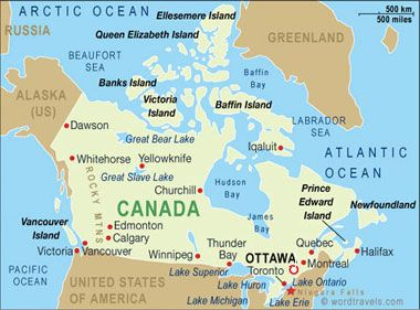 Carleton University Places I Have Traveled To In Canada Pinterest - Ottawa on the us map