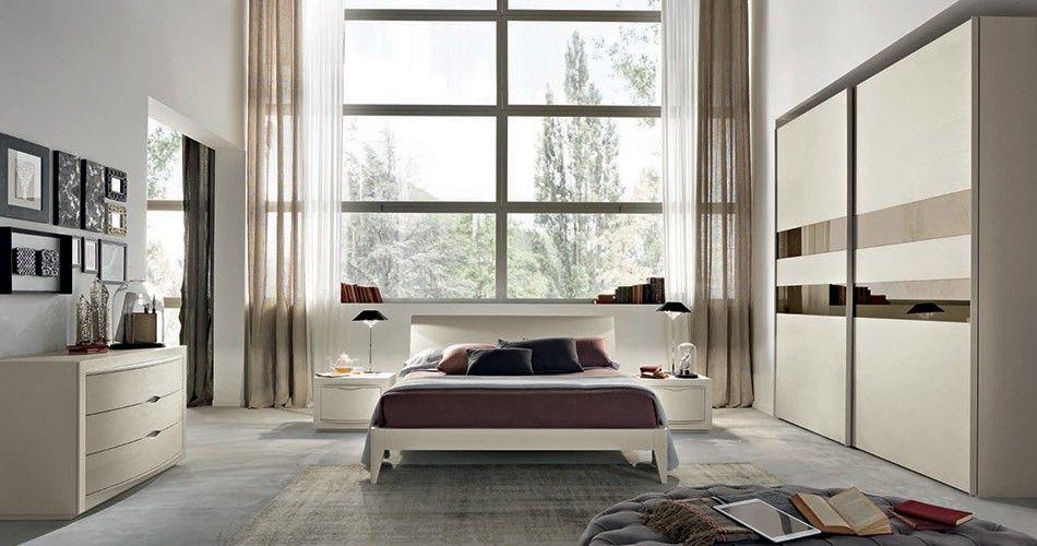 Modern Platform Bed Rondo 02 by Spar, Italy - $2,749.00   Italian ...
