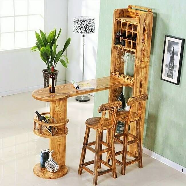 Awesome Furniture Making Ideas For You Bar Em Casa Decoracao De