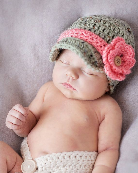 New born gift Solid baby boy hats Hand made baby hats in 35 colors Newborn boy beanie Crochet newborn hat for boy