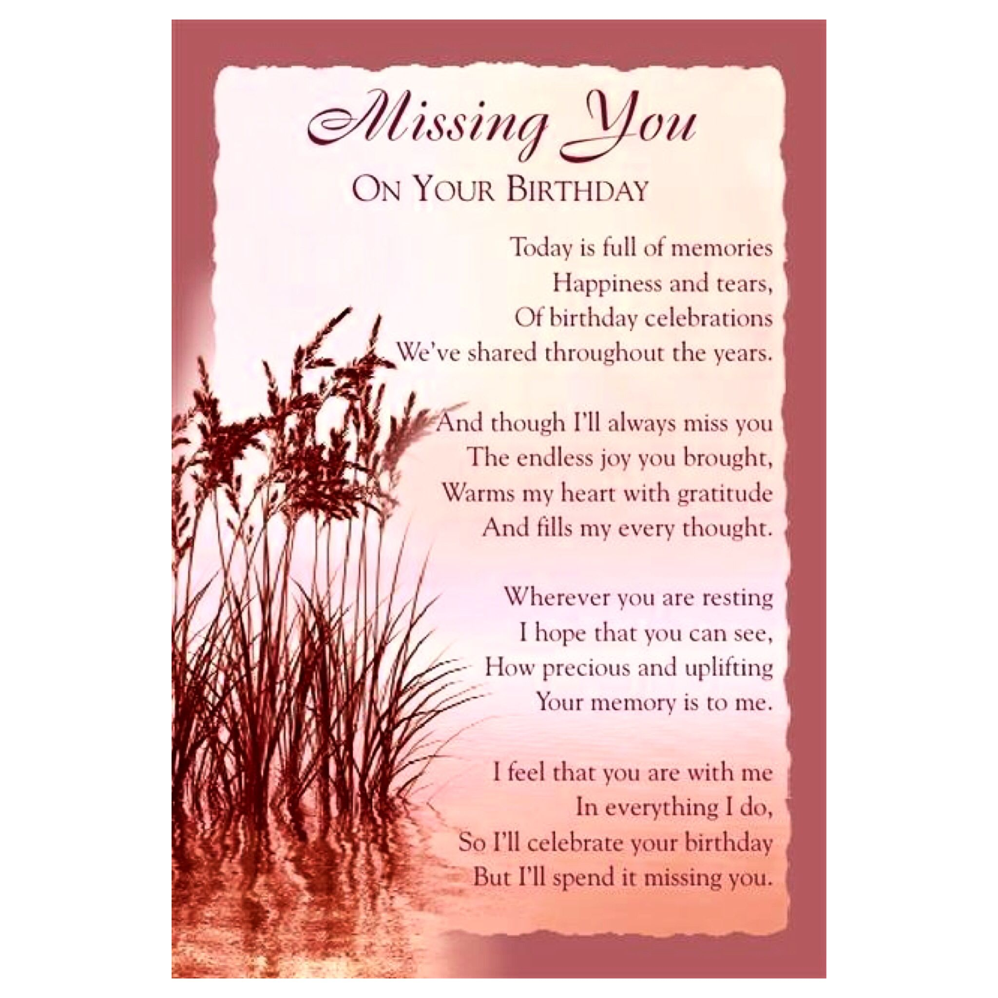 Missing you... Mom in heaven quotes, Birthday in heaven
