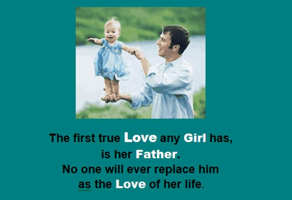 Fathers Day Quotes And Sayings Fathers Day Quotes From Daughter