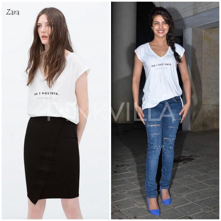 0a47401e0187 Yay or Nay   Priyanka Chopra in Zara