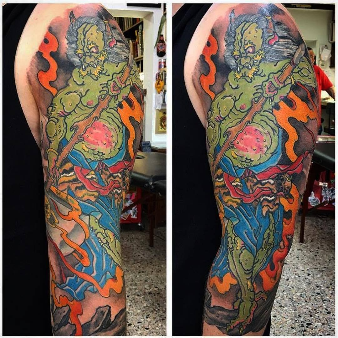 Pin By James Ryan On Chest Tattoo Sleeve Tattoos Japanese Sleeve Tattoos Chest Tattoo