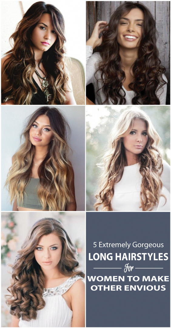 Long Hair Enhances Beauty Of Any Girl As It Is Quite Easy To Make A Different Kind Of Style With Long Hai Braided Hairstyles Easy Hair Styles Long Layered Hair