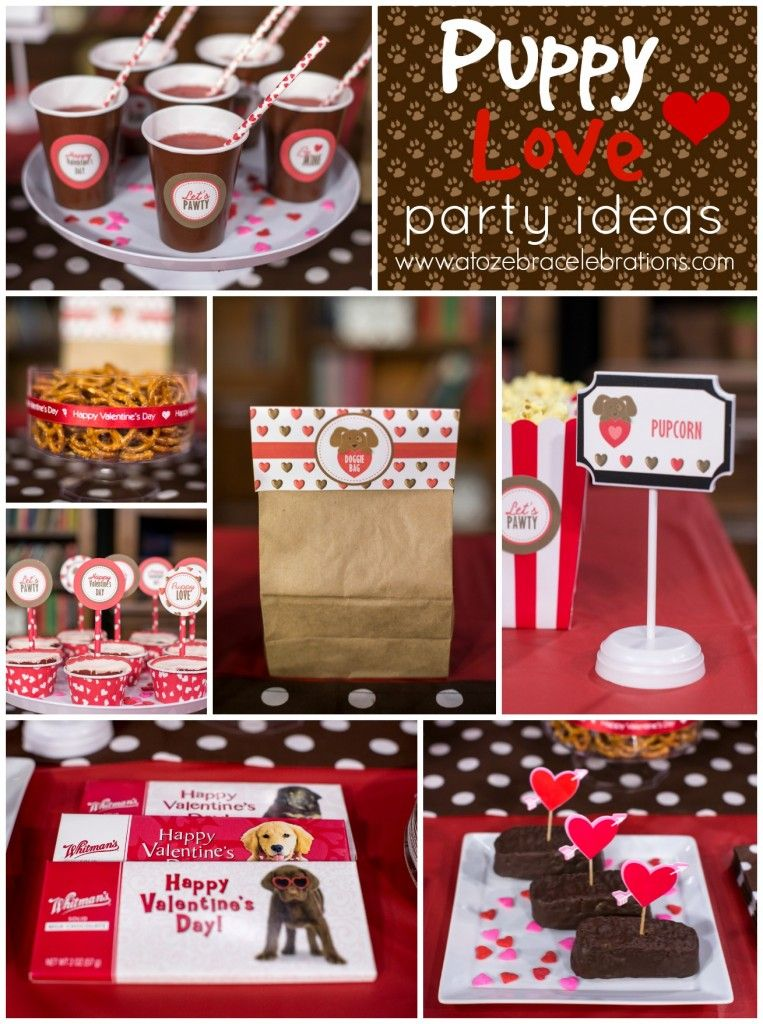 puppy love party ideas | best party ideas | pinterest | puppy, Ideas