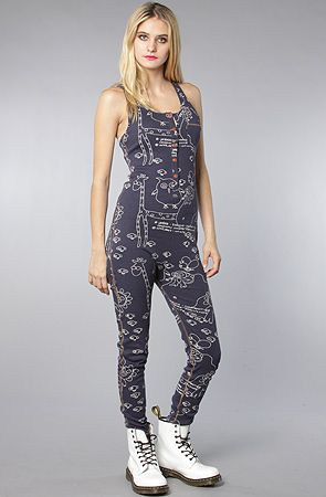 The Stormare Universe Jumpsuit