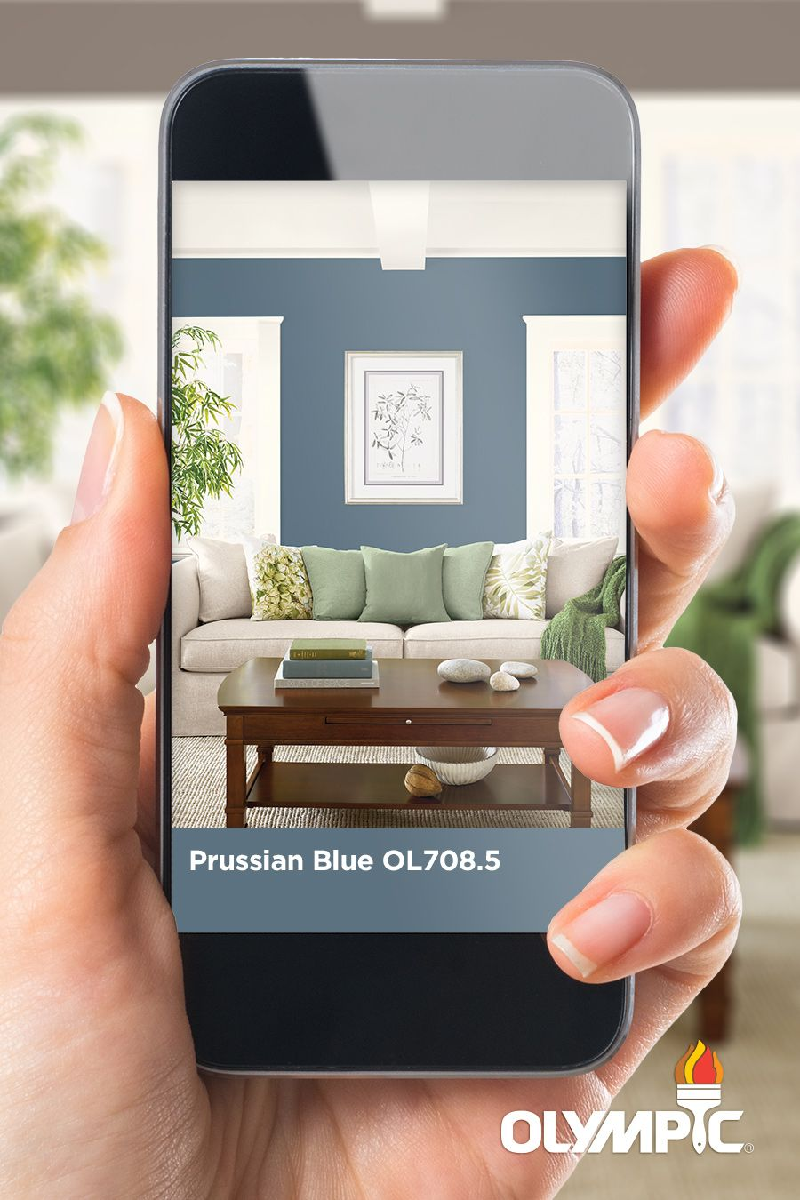 There s a certain magic to the Paint Color Visualizer  All you need     There s a certain magic to the Paint Color Visualizer  All you need is a  phone  a room and a little inspiration to see how a color looks in your  space