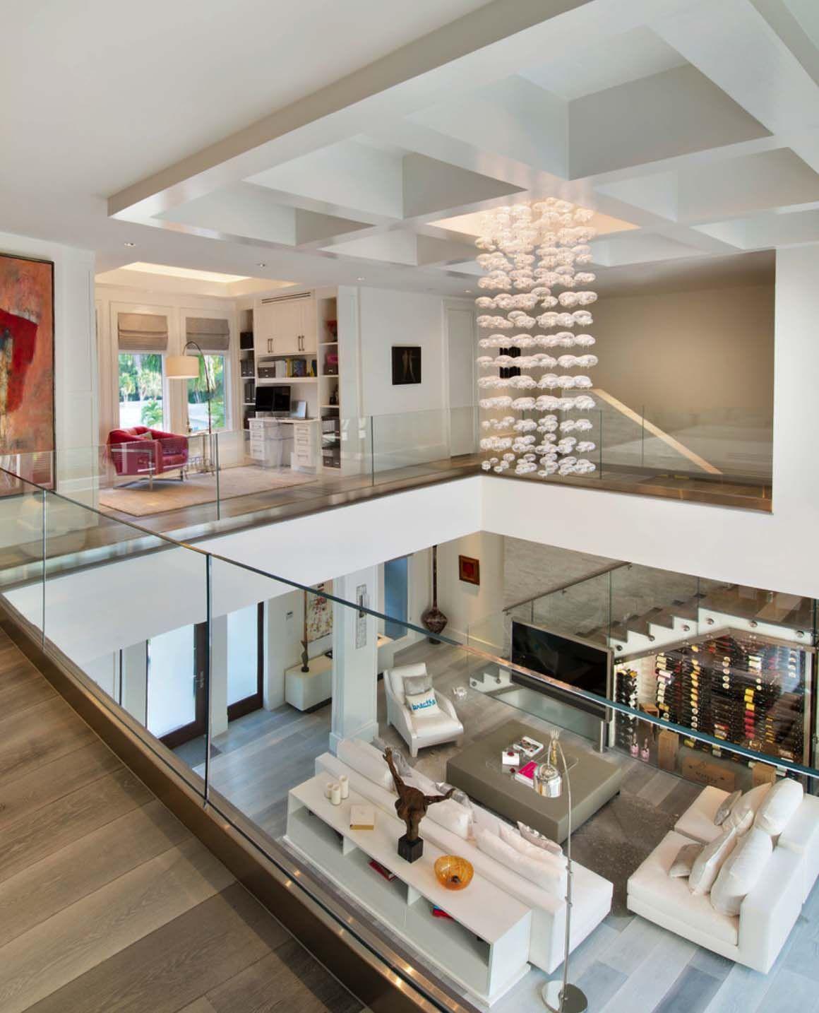 Exquisites modernes Küstenhaus in Florida mit leuchtenden Innenräumen #housedesign
