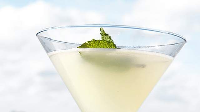 Sandra Lee's perfect Oscar Night Cocktail at Elton Johns Party-2012