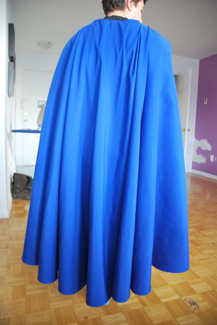 Cape tutorial costuming tutorials and goodies pinterest cape cape tutorial pronofoot35fo Image collections