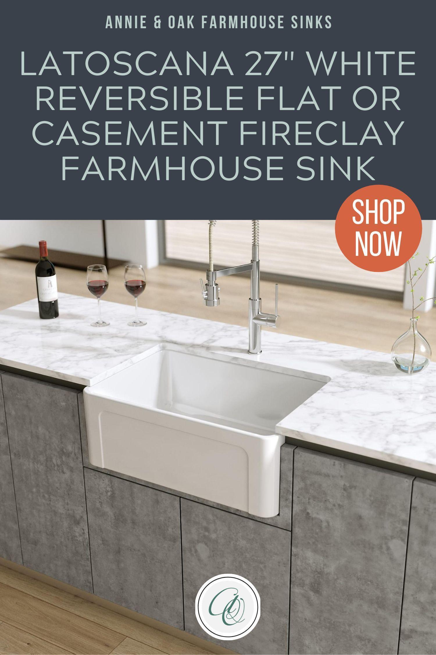 stone farmhouse kitchen sinks