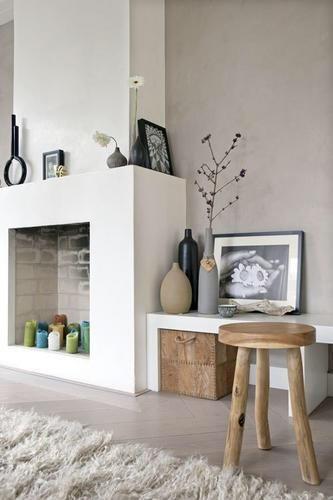 Verwonderlijk Schouw strak maken   Thuis woonkamer, Ideeën voor thuisdecoratie SH-41