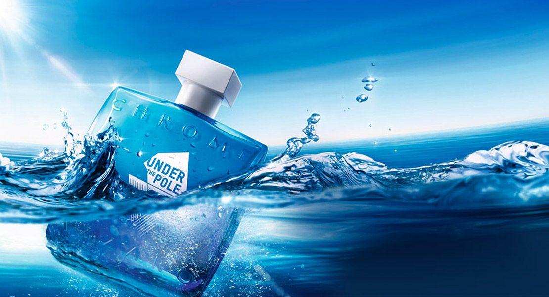 New Azzaro - Chrome Under The Pole | Reastars Perfume and Beauty magazine |  Perfume, Azzaro, Men perfume