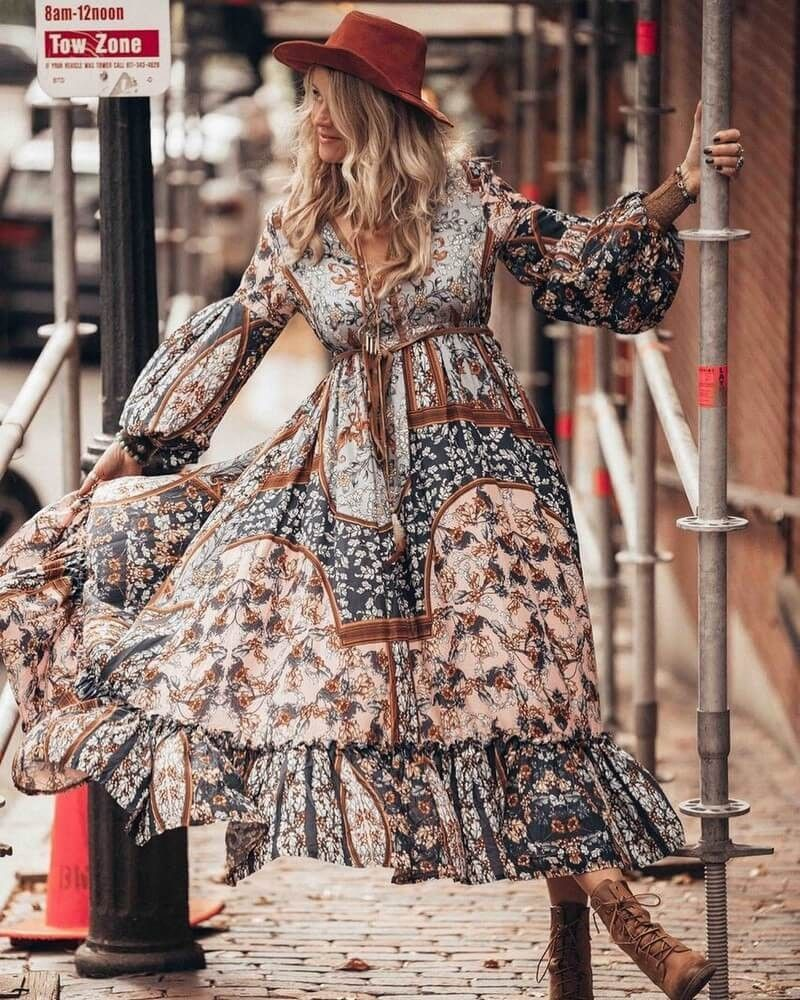 Bohemian Dresses And LifeStyles | Bohemian style clothing