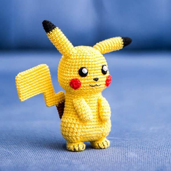 The Adorable Pokemon Crochet Patterns
