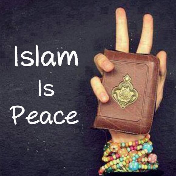 Islam is peace