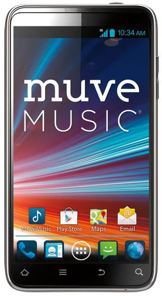 Create Your Personal Soundtrack With Muve Music Muve Create Yourself Screen Guard