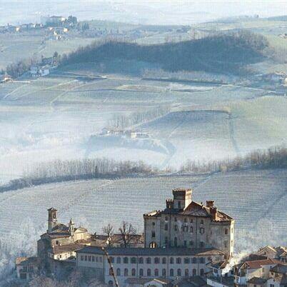 Castello Falletti in Barolo, Cuneo, Piemonte