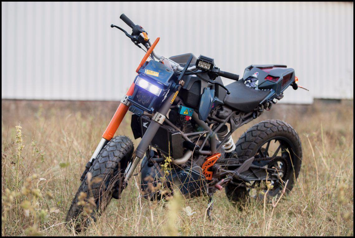 Ktm Duke 200 Custom Chappie Derestricted Ktm Ktm Duke Ktm Duke 200
