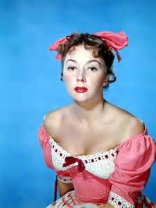 Gloria Grahame As Ado Annie In Oklahoma Gloria Grahame Movie Photo American Actress