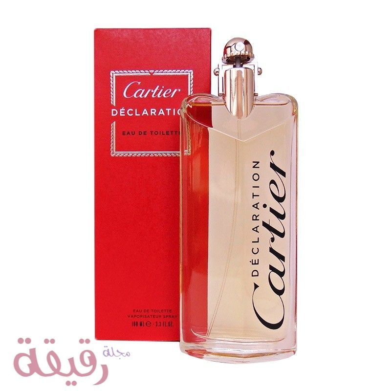 عطر كارتير الجديد النسائي والرجالي مع المكونات والسعر Perfume Bottles Perfume Bottle