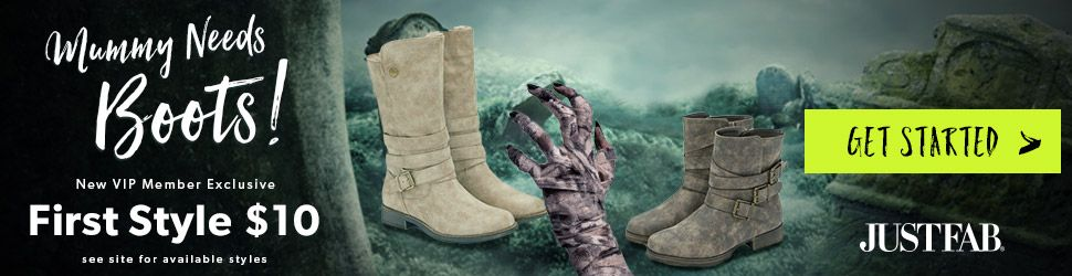 Mummy Needs Boots at Just $10 for Your First Style!!