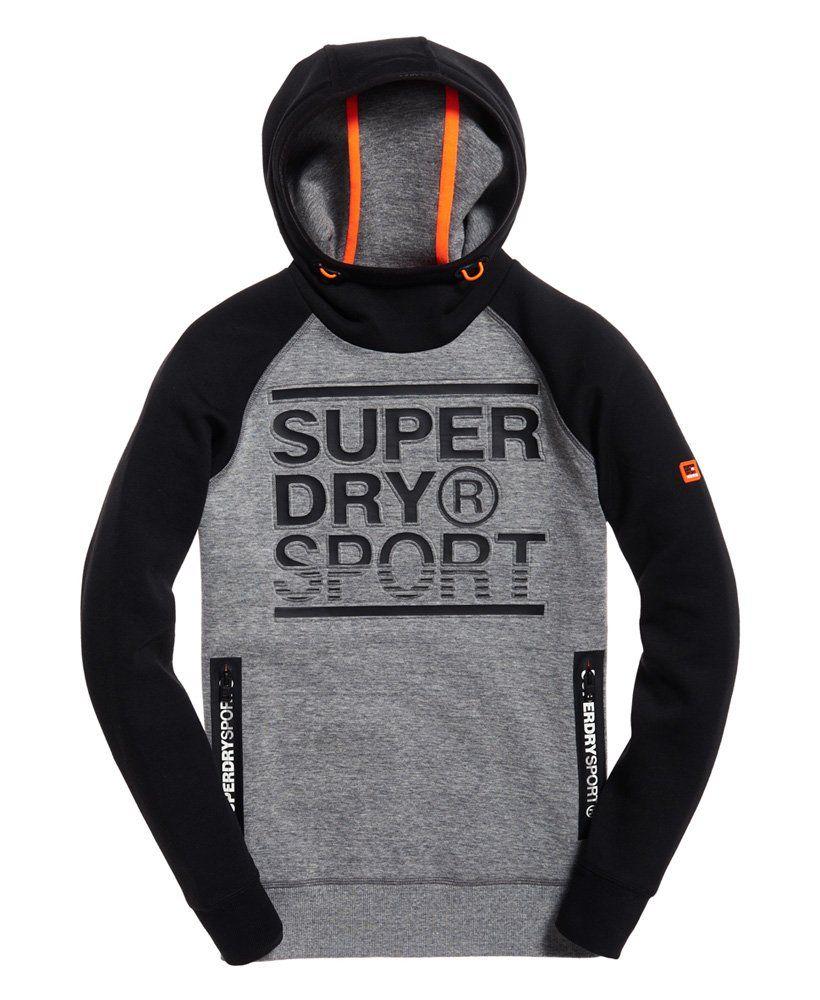 Superdry Gym Tech Embossed Print Hoodie Men S Hoodies Printed Hoodie Men Mens Sweatshirts Hoodie Hoodie Print [ 1000 x 820 Pixel ]