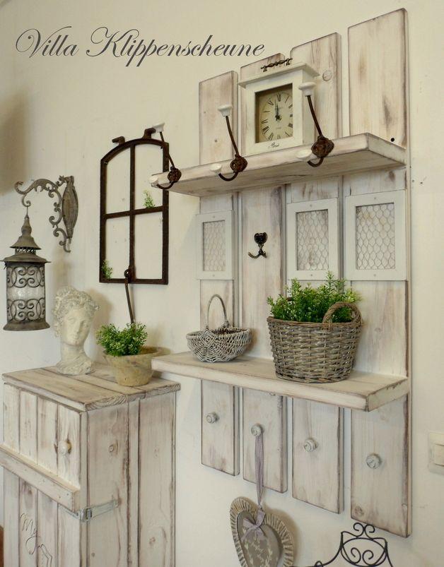 garderoben das garderoben2 set villa klippenscheune ein designerst ck von atelier nr13 bei. Black Bedroom Furniture Sets. Home Design Ideas