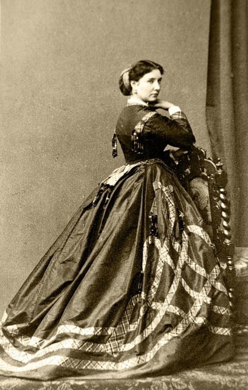 Grand Duchess Olga Feodorovna, 1865