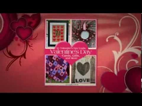 41 Valentine\'s Day Crafts: Valentine\'s Day Cards, Gifts, and More ...