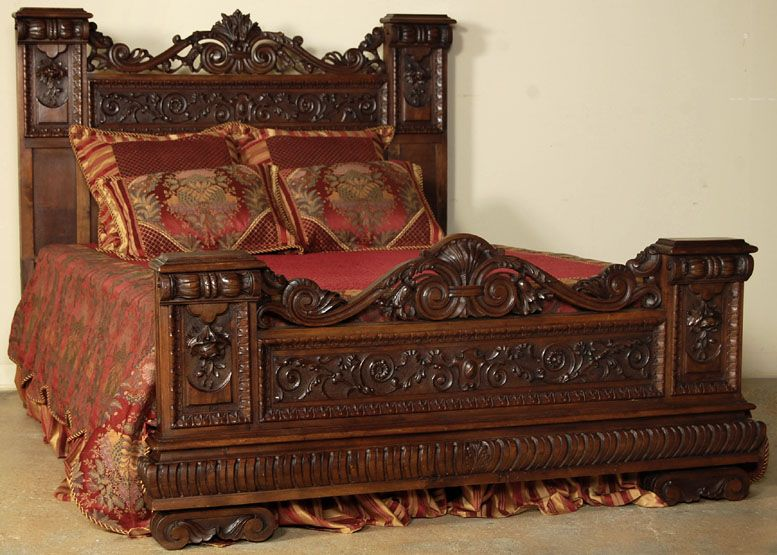 Special Series The Revival Of Medieval Renaissance Bedrooms In