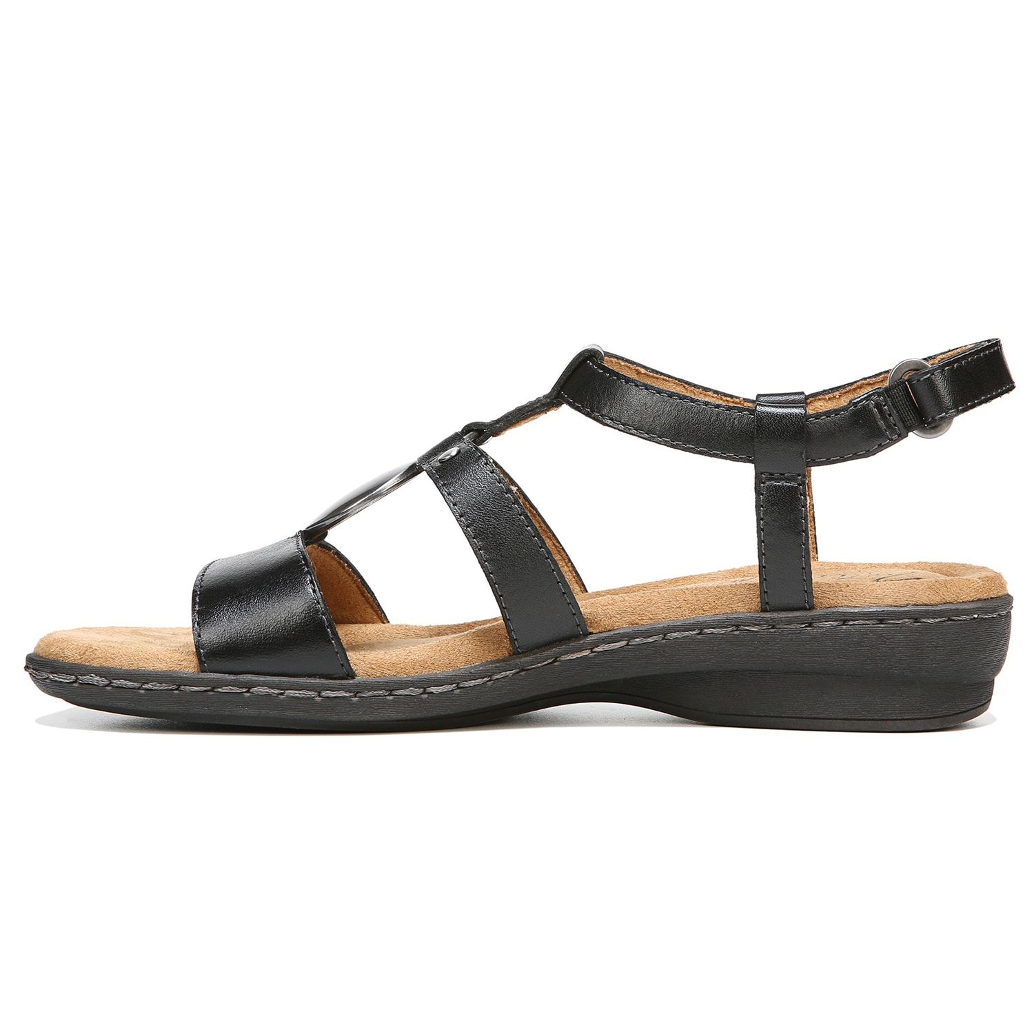 8d1777f81aff NaturalSoul by naturalizer Brenda Women s Sandals  naturalizer