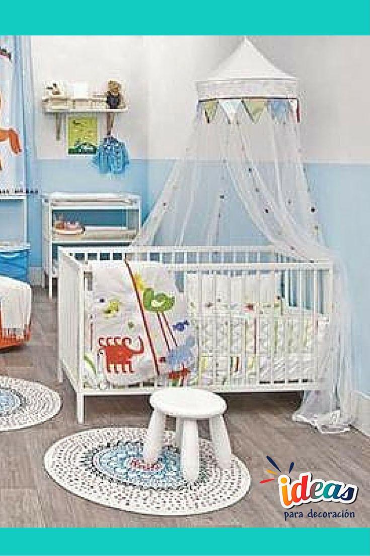 Mira como decorar la habitaci n de un beb de 0 a 3 meses for Como decorar la habitacion de un bebe