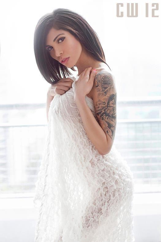 Cami Li | Beauty tattoos, Beauty, Girl tattoos