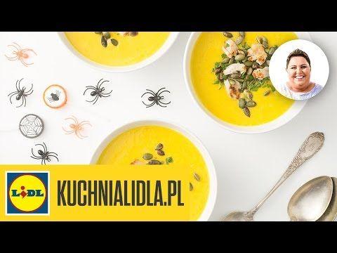 Przepis Na Zupe Z Dyni Dorota Wellman Przepisy Kuchni Lidla Youtube Decorative Plates Tableware Home Decor