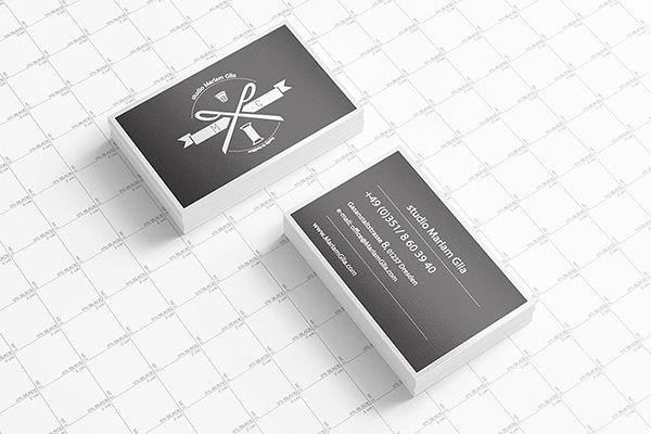 Free Business Card Mockups Pinterest Mock Up Business - Business card presentation template