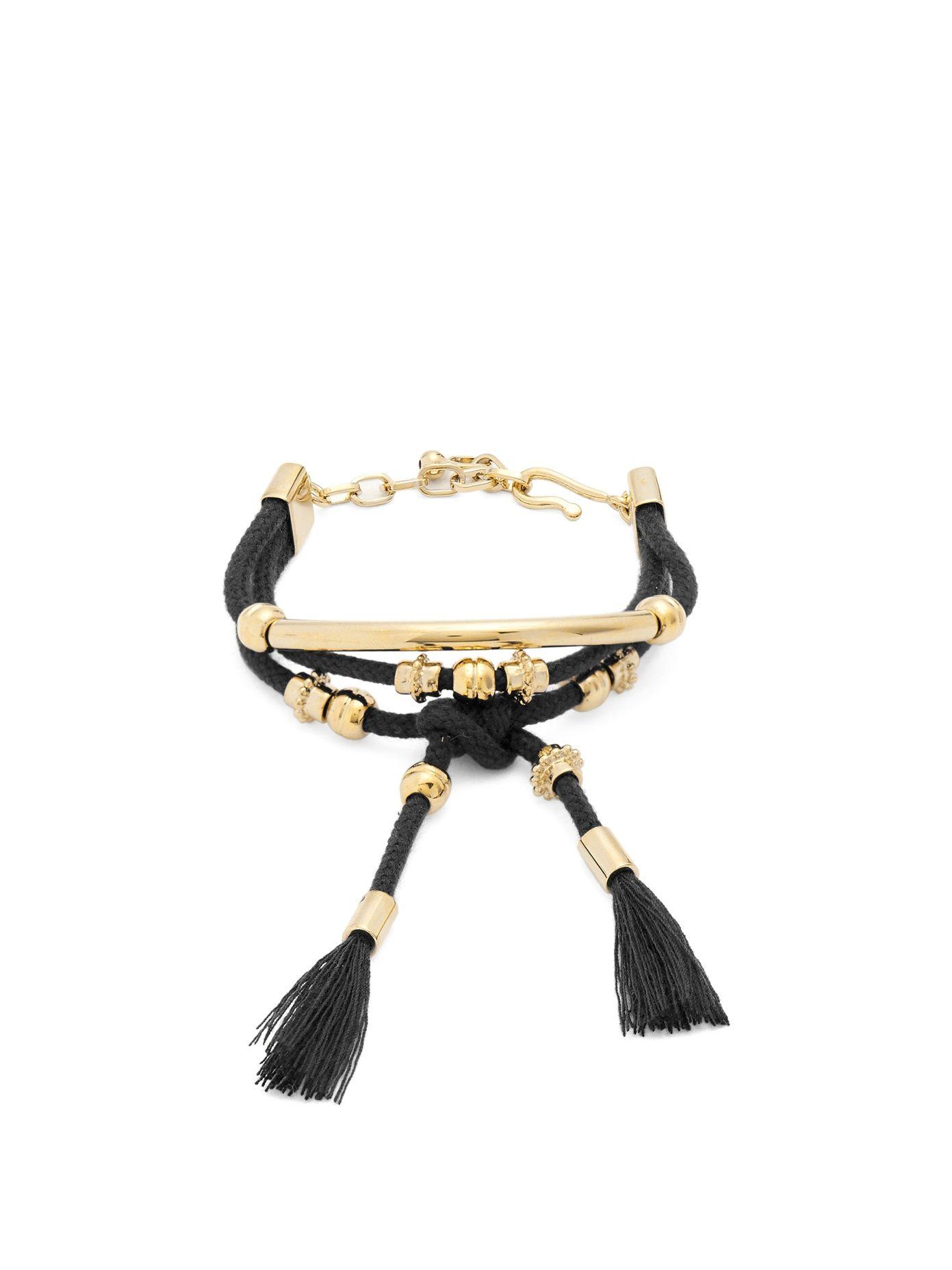 Chloé Otis layered cord necklace Awpe6ea