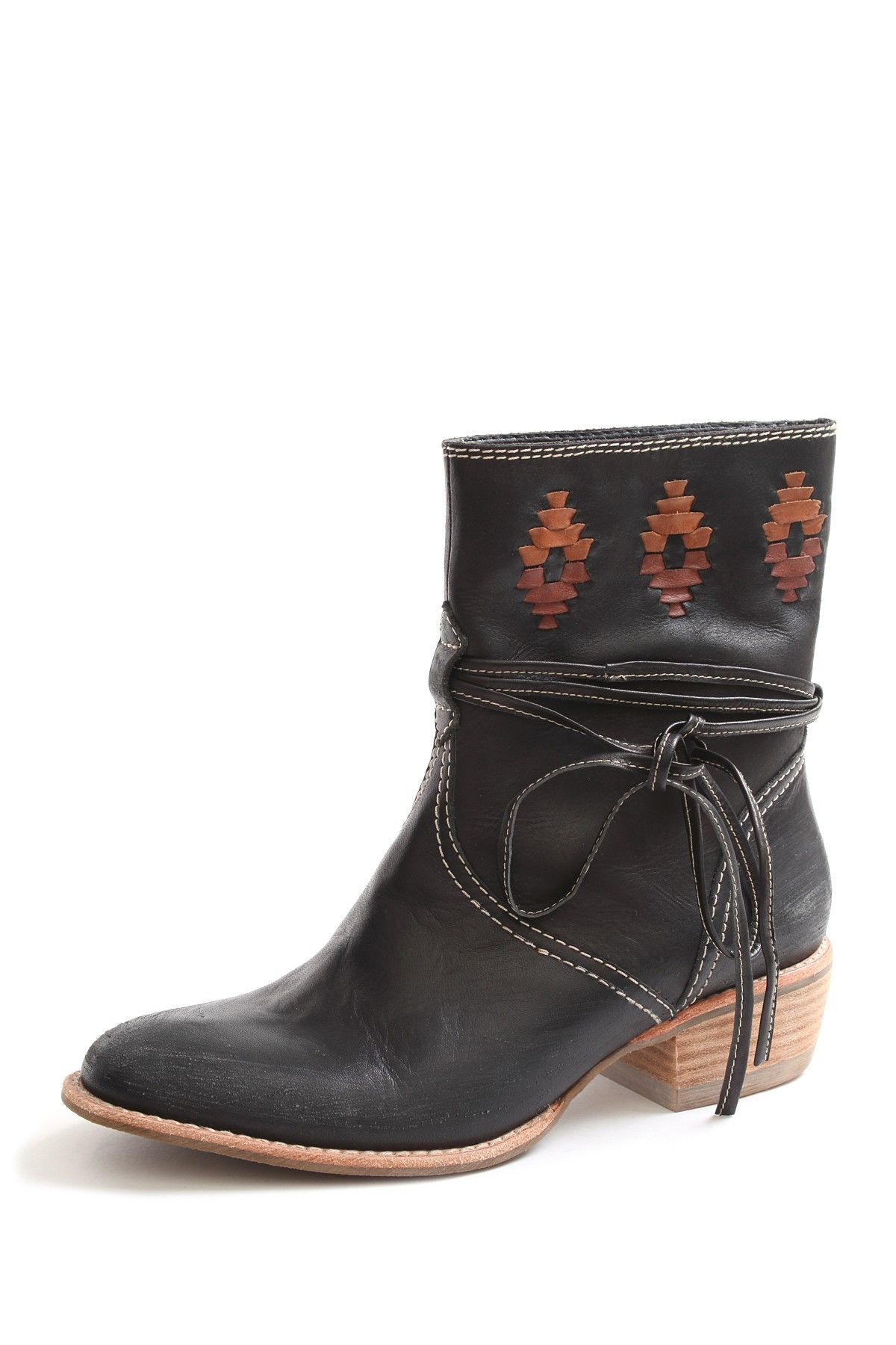 Kensie Footwear Bindi Western Boot | Imelda\'s Shoe Closet ...