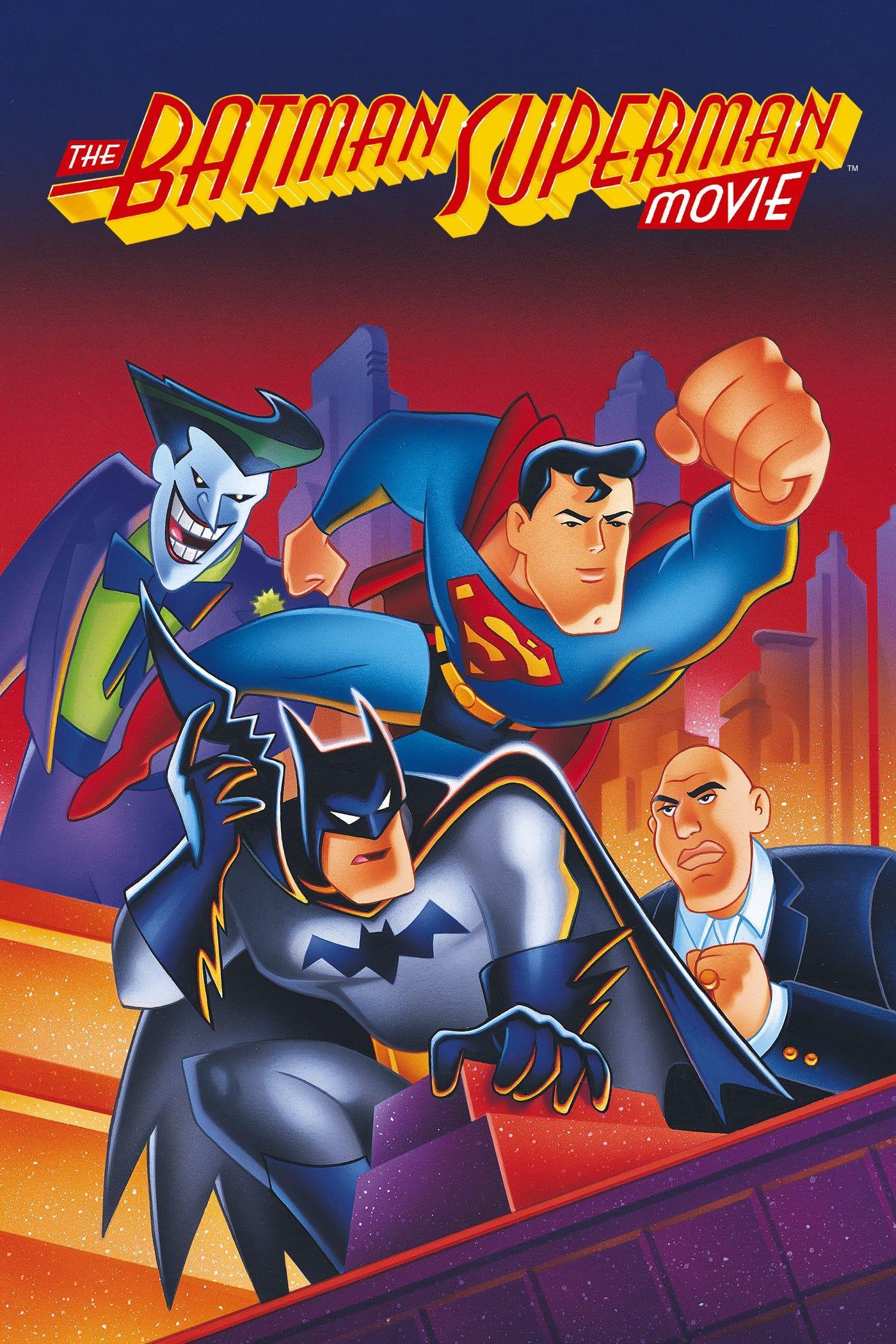Descargar The Batman Superman Movie World S Finest 1998 Pelicula Completa Ver Hd Espanol The Batman Superman Movie Superman Movies Batman And Superman