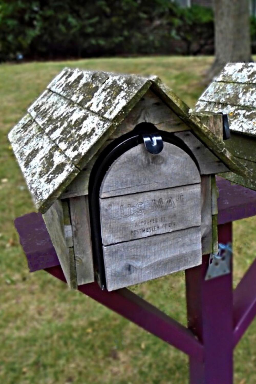 Pin On Mail Box