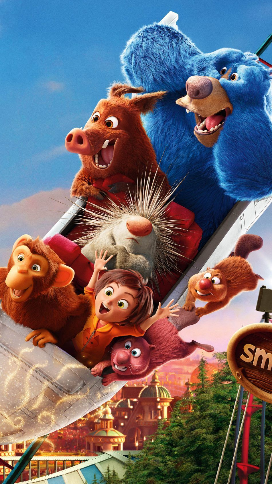 Wonder Park Animation 2019 Adventure Comedy Adventure