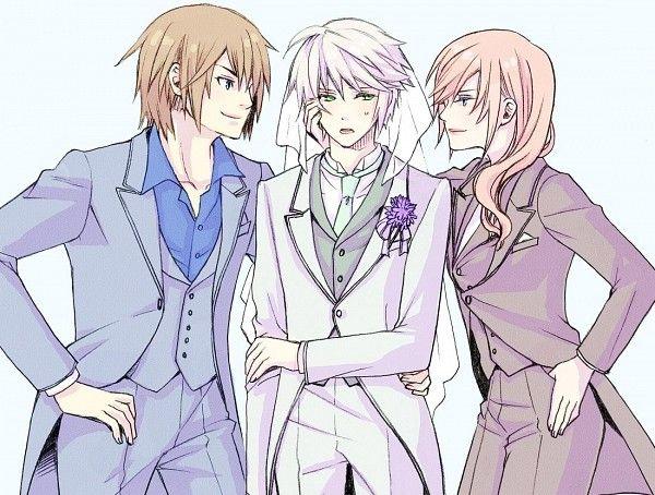Tags Anime Final Fantasy Xiii Hope Estheim Lightning