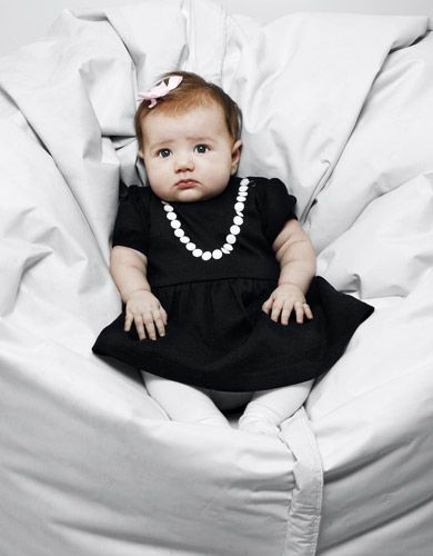 The Tiny Pearls Dress Every Girl Needs A Little Black Number For