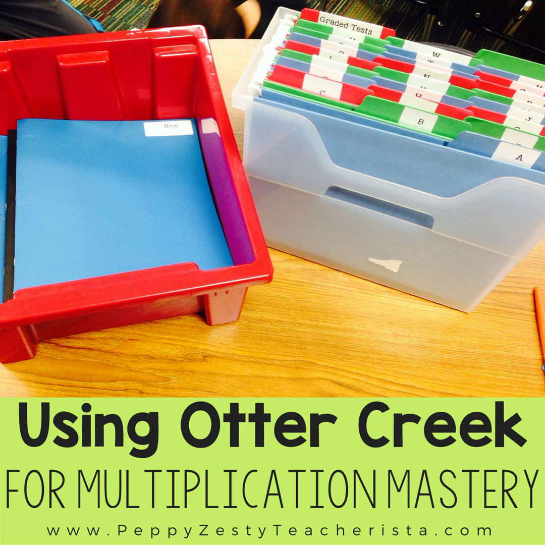 Mastering Multiplication Facts | Otter creek, Multiplication facts ...
