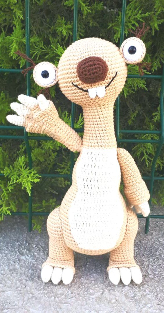 31 Animal And Other Attractive Amigurumi Pattern Ideas. Web Page 9 #amigurumipattern